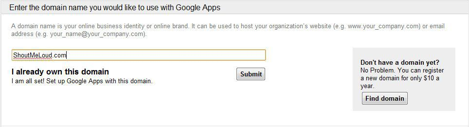 How To Create Free Email with own Domain using Google Apps - personalized e mail