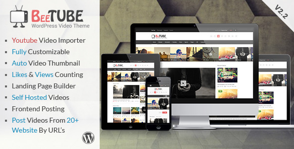 7 Modern  Best WordPress Video Themes For Video Blogs