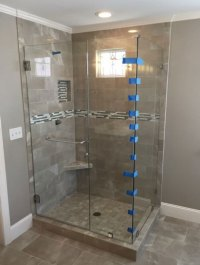 Glass Shower Enclosures | Tile Gallery | Bathroom ...