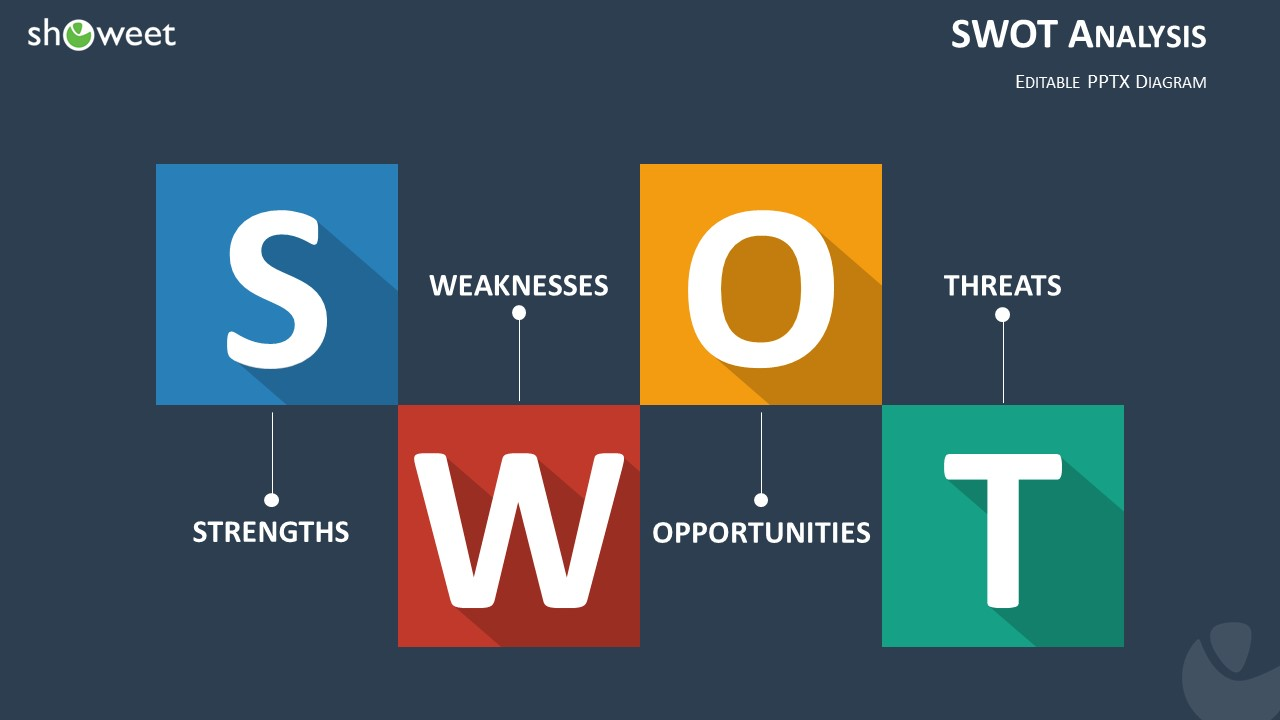 Flat Design Letters For Powerpoint With 21 Examples