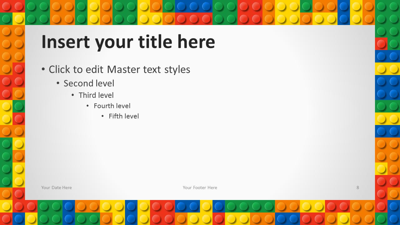 Calendar 2014 Template Free Free Editorial Calendar Template Bobangus Lego Powerpoint Template