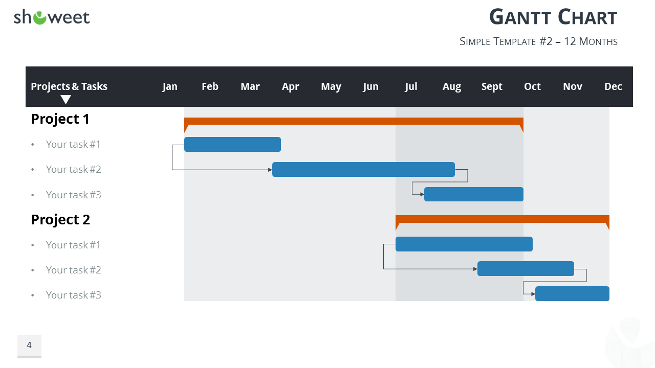 Timeline Examples For Powerpoint Zrom