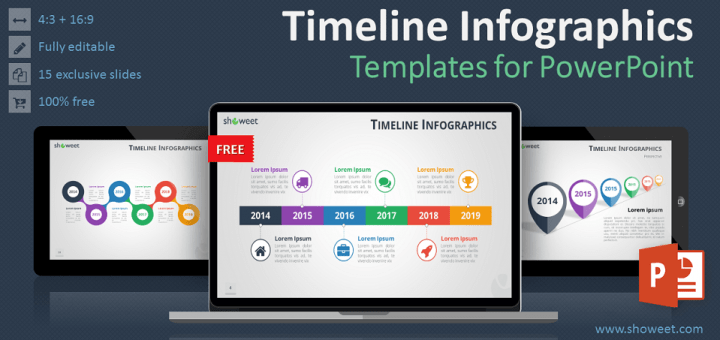 Free Resume Templates And Resume Builders The Balance Timeline Infographics Templates For Powerpoint