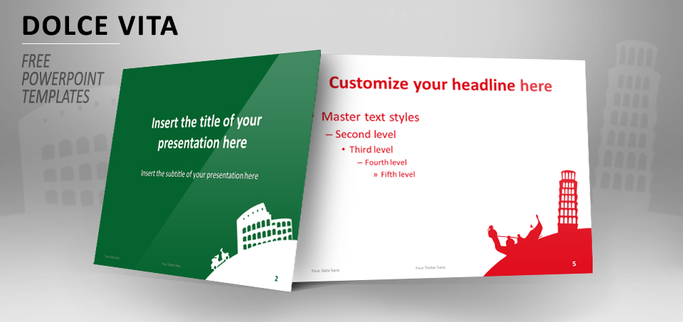 powerpoint cv template download