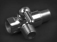 3 Way Shower Head Diverter Valve | Brass Shower Head Splitter