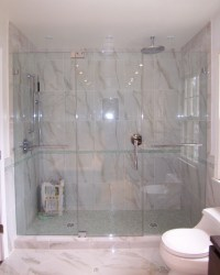Panel Door Panel | Shower Door King | Shower Door ...