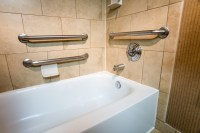 Improve Safety with Bathroom Grab Bars