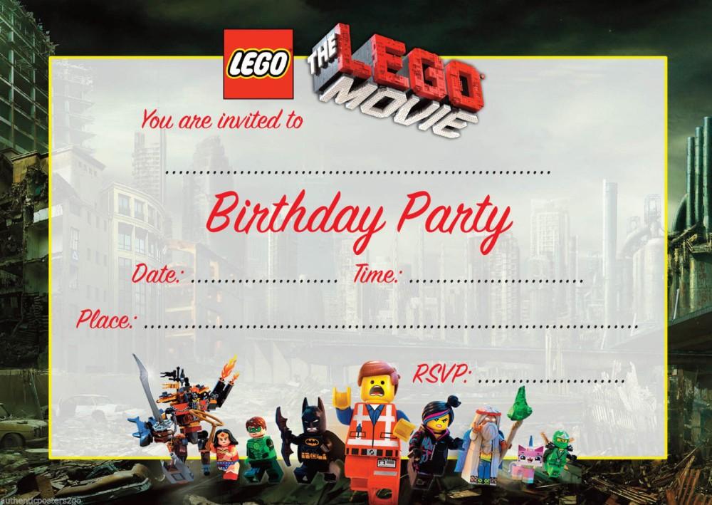 Movie Birthday Party Invitations Templates #TF47 \u2013 Advancedmassagebysara