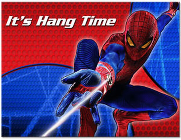 Spiderman Photo Invitation Orderecigsjuiceinfo