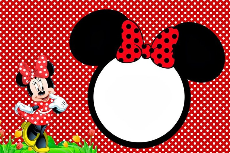 Free Minnie Mouse Party Invitation Template Invitations Online - free party invitations templates online