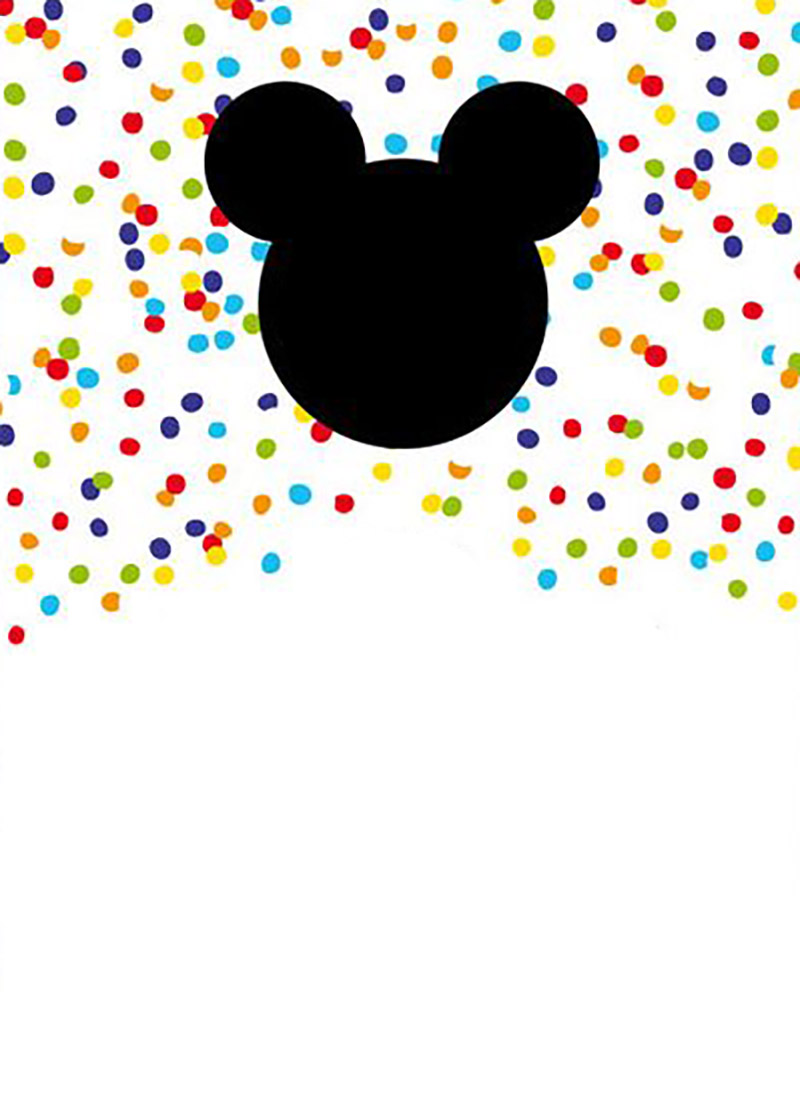 mickey mouse printable invitations free
