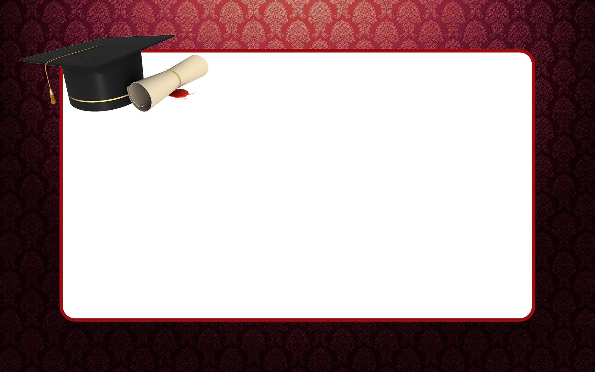free printable invitations graduation