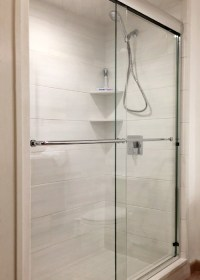 Double Shower Doors and Sliding Doors
