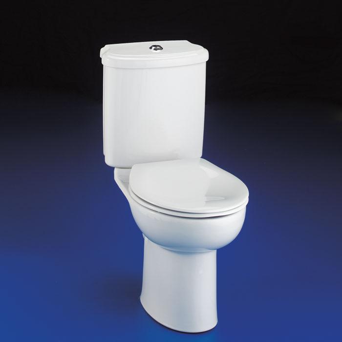Halo bathroom suite