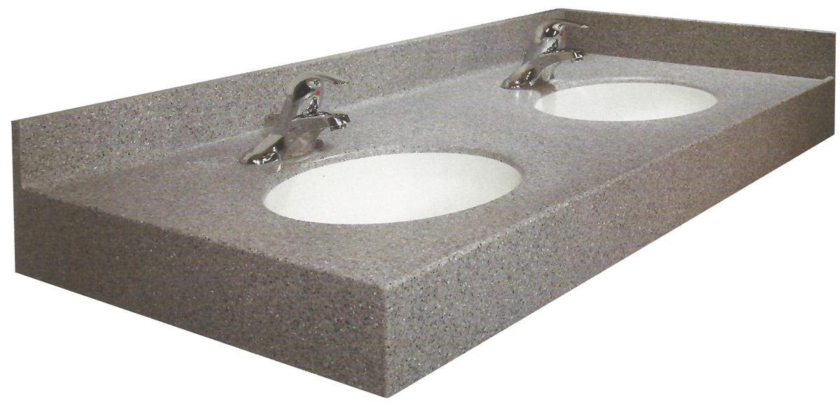 Features Countertops Shower Shapes