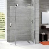 Novellini Go 2 Pivot & Straight 680mm Walk in Shower Panel ...