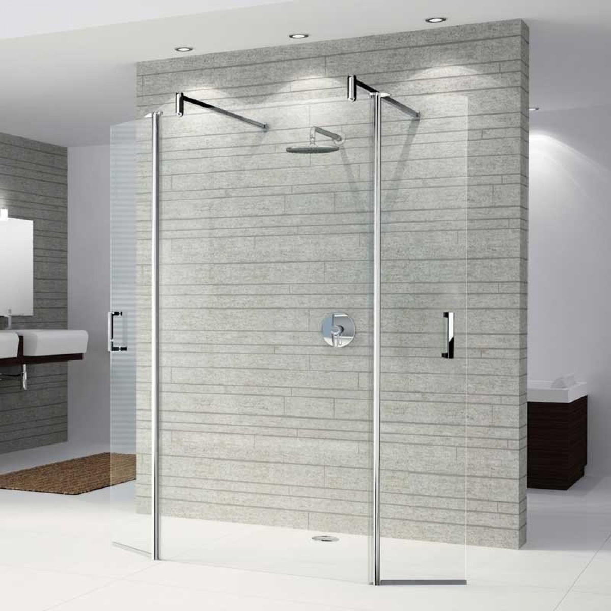 Novellini Go 4 Free Standing Walk in Shower Panels