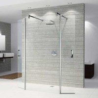 Novellini Go 4 Free Standing Walk in Shower Panels