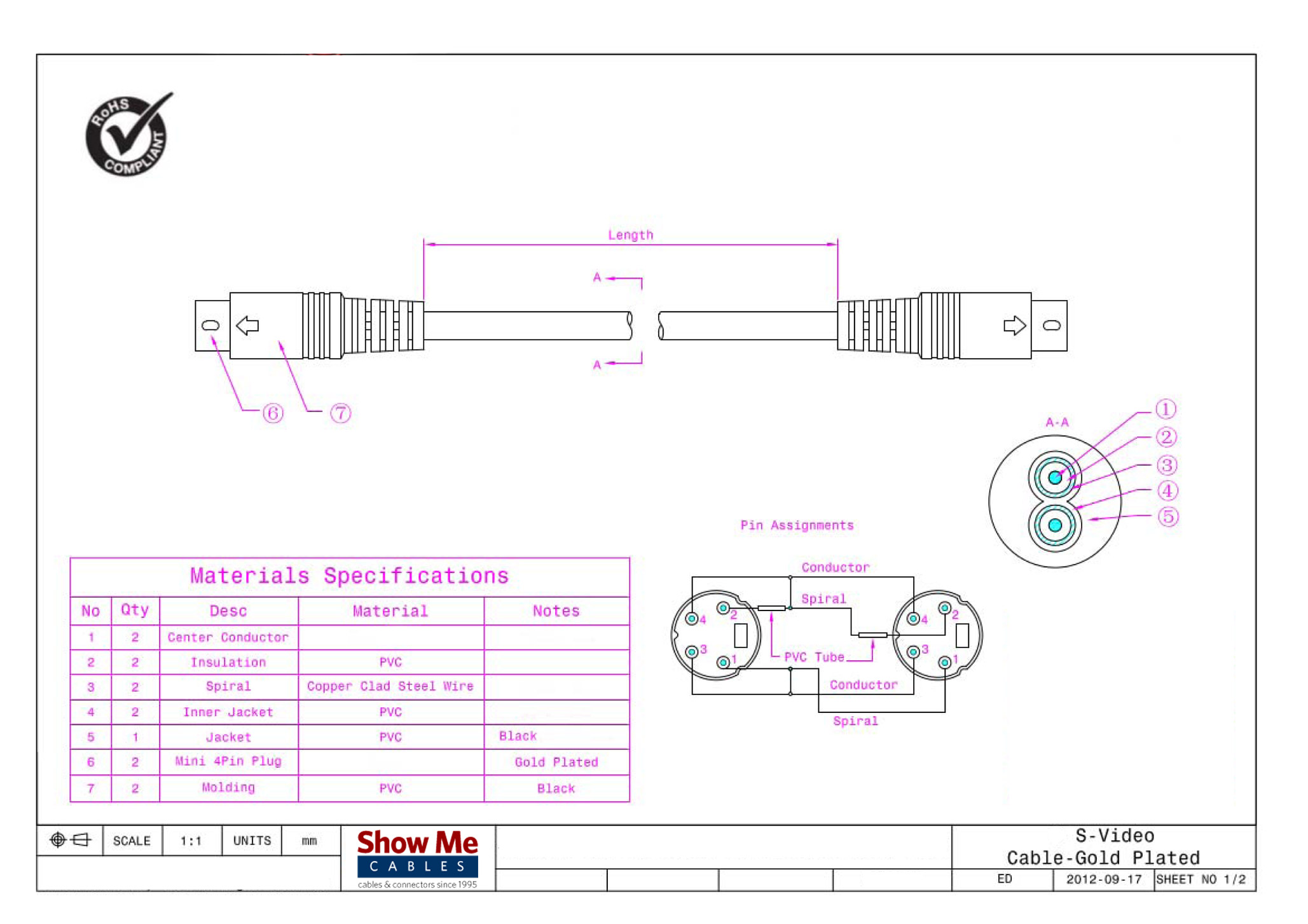 Db37 Cable Wiring Diagram Auto Electrical 7 Wire Scamp 6 Pin Trailer Connector