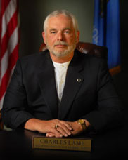 Who is Edmond Mayor Charles Lamb?