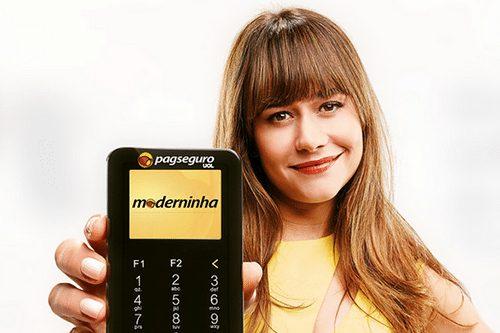 PagSeguro: facilitando o comércio eletrônico, e o físico também.