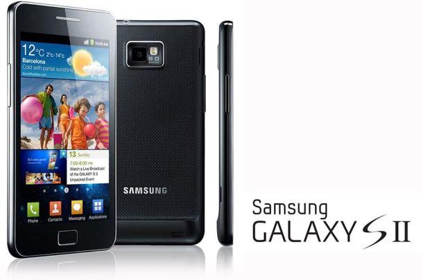 GALAXY S  II Product Image 1