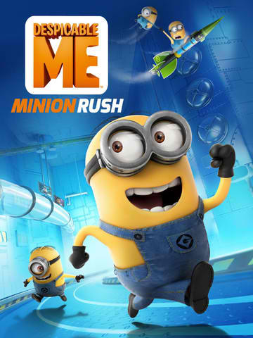 Meu Malvado Favorito: Minion Rush