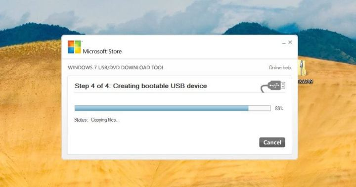 usb to iso