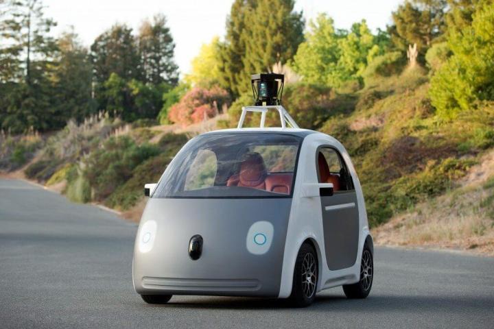 O carro autônomo da Google já está pronto
