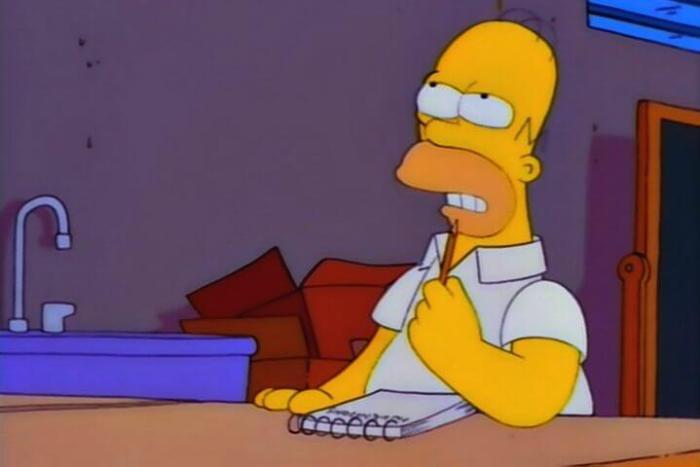 Homer-thinker
