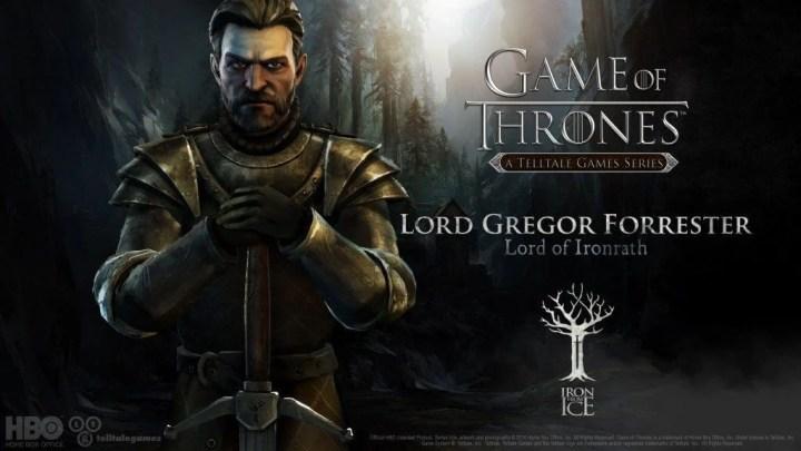 got-lord gregor forrester