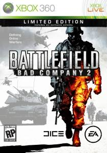 xbox360 Battlefield Bad Company 2