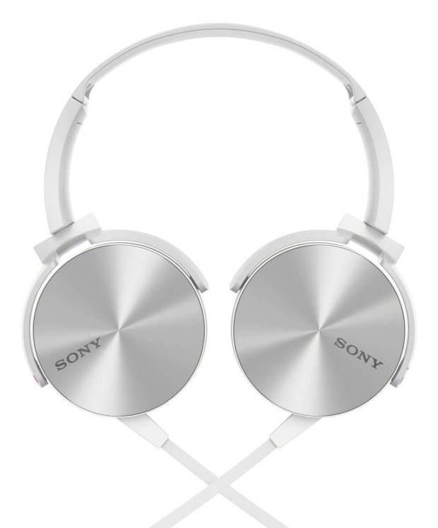 HeadPhone Sony 450 AP