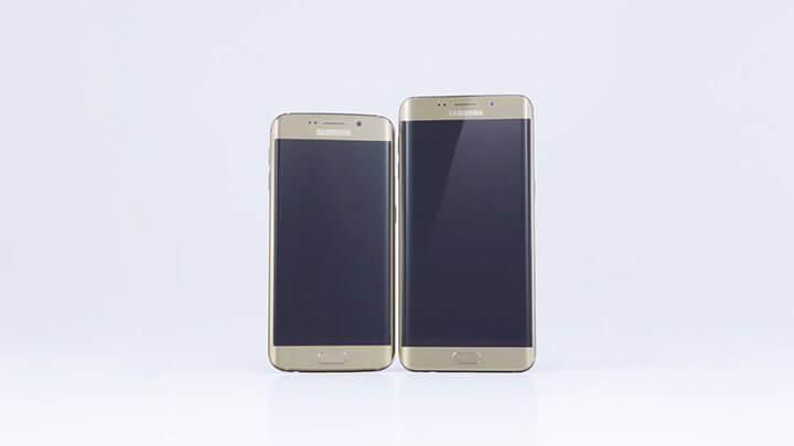 Galaxy S6 edge+ e s6 edge