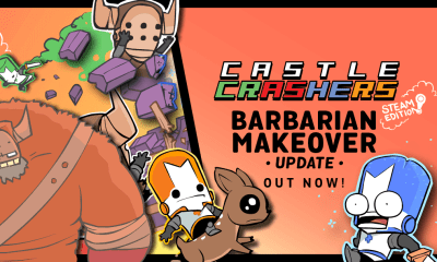 Castle Crashers - Barbarian Makeover