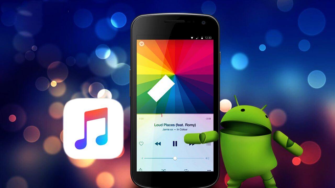 Apple Music salvará músicas em cartão SD