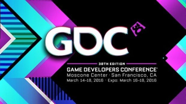 GDC-game developers conference 2016