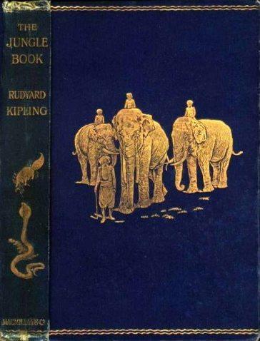 """The Jungle Book"" de Rudyard Kipling"