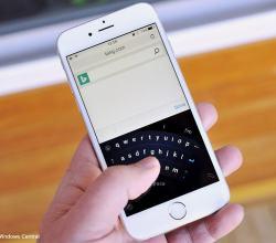 """""""Modo Arc"""" do Word Flok: mais ergonômico para digitação com uma mão"""