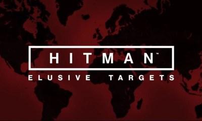 O Primeiro alvo elusivo de Hitman chegou na Sexta-Feira 13
