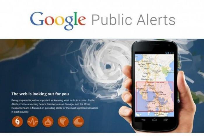 Avisos Públicos do Google é lançado no Brasil