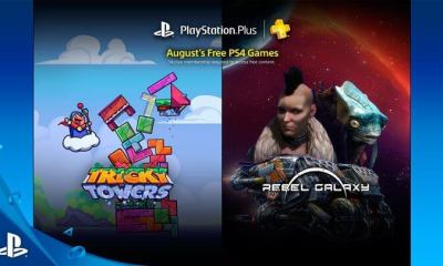 PlayStation Plus agosto 2016