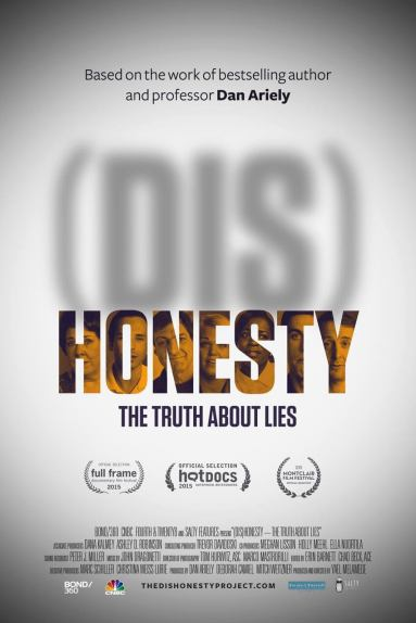 (Dis)Honesty: The Truth About Lies - Trapaceiros
