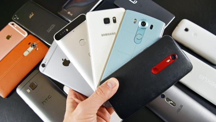 os 10 melhores mais buscados smartphones brasil