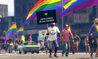 O amor vem em todas as cores.