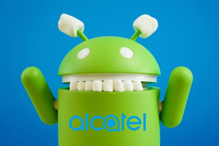 Dispositivos alcatel com Android Marshmallow