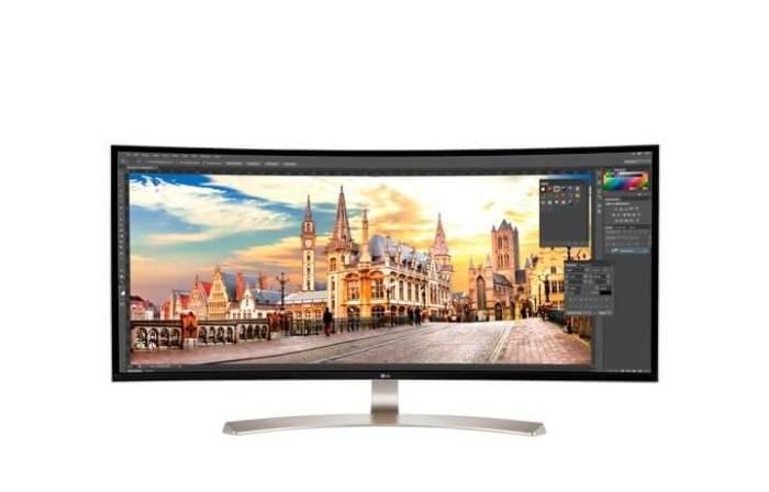 Monitor UltraWide LG 38UC99