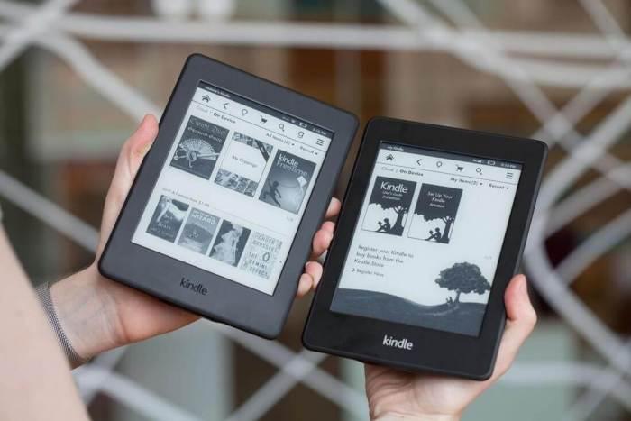 Novo Kindle - capa