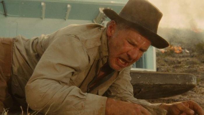 Indiana Jones e o Reino da Caveira de Cristal - Geladeira bunker