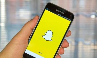 filtro geográfico no Snapchat